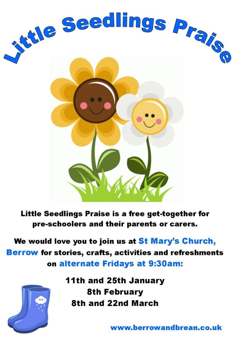 little seedlings jan-mar