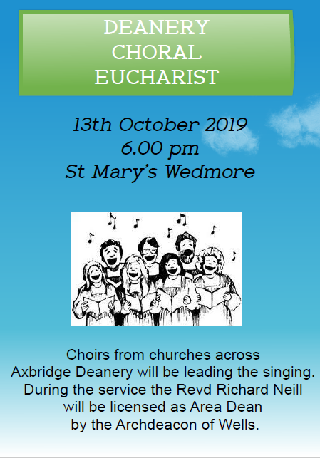 Deanery Choral Eucharist