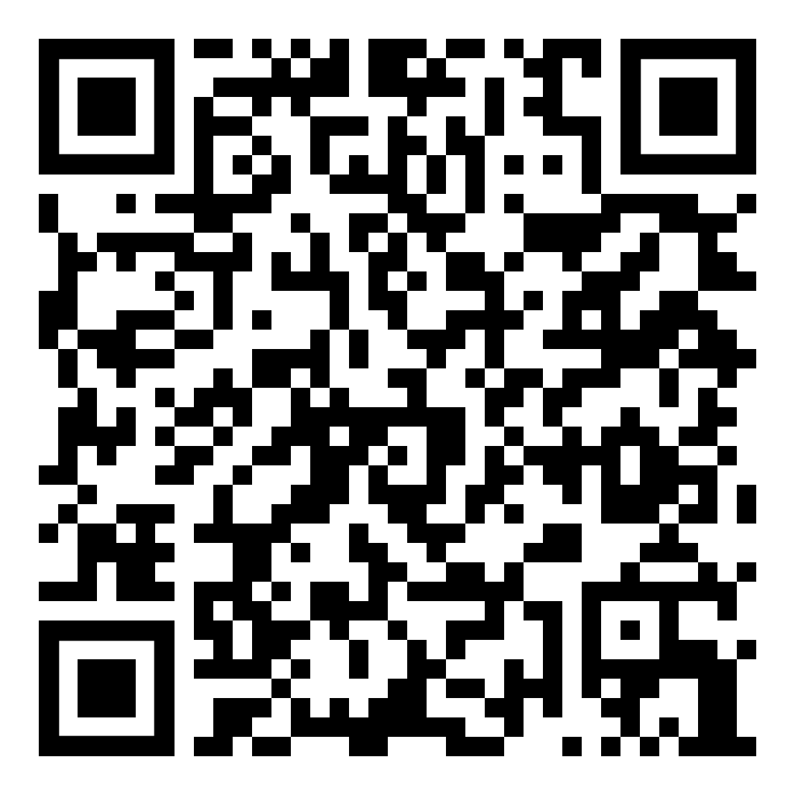 St Mary's Fundraising QR Code